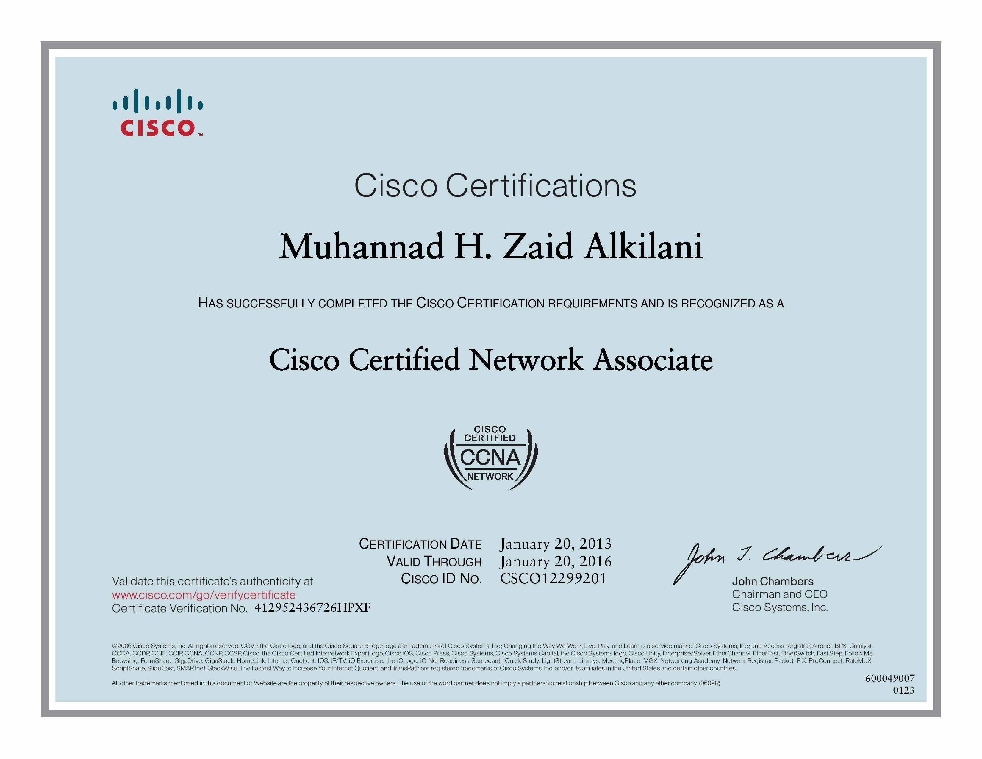 Cisco network associate resume beginner network administrator download full resume docpdf information technology it telecommunications cisco networking engineer muhannad kilani cyberoam itil ccna xflitez Gallery